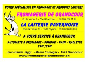 Fromagerie Grandcour