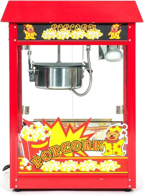 Machine à pop-corn