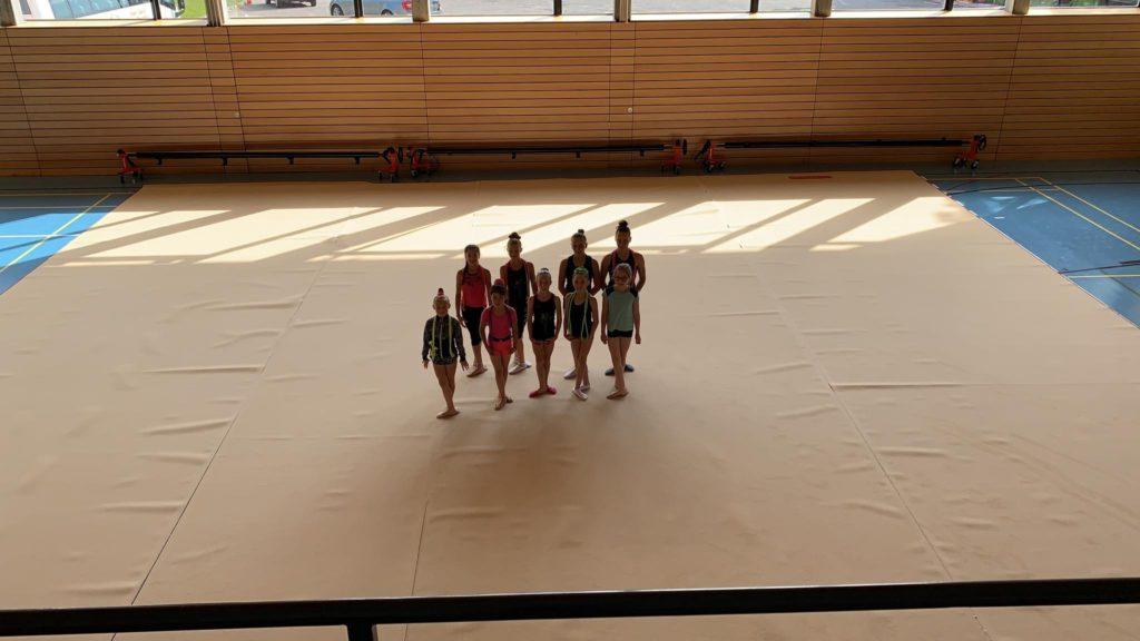 Nouveau tapis de GR